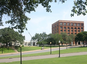 Dealey Plaza Infield