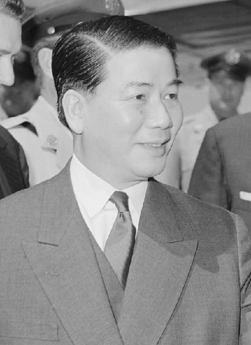 CIA Vietnamese President Diem
