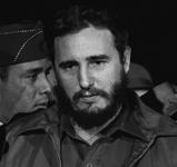 Fidel Castro Cuba Cuban Missile Crisis