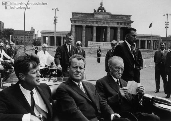 JFK in Berlin