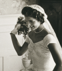 Jackie married John Fitzgerald Kennedy