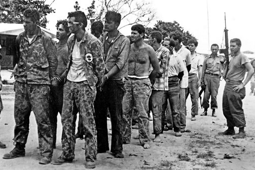 CIA Bay of Pigs Captives