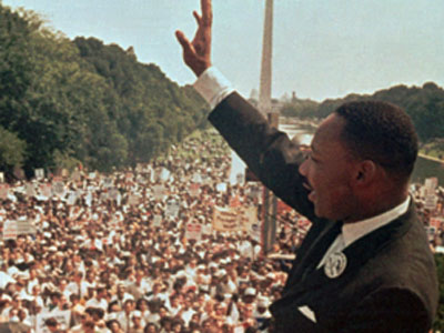 Martian Luther King Jr civil rights movement lincon
