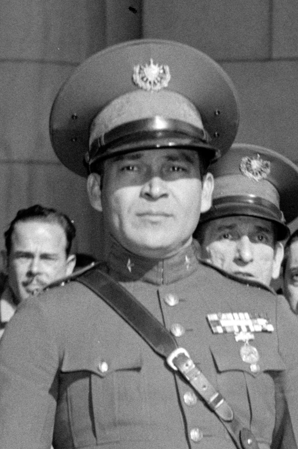 Fulgencio Batista of Cuba