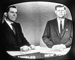 richard nixon tv debate with kennedy